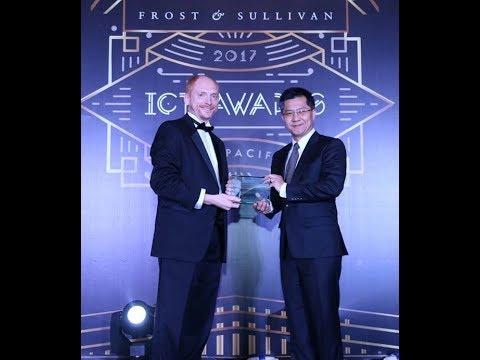 ทรูมันนี่ คว้ารางวัล ในงาน 2017 Asia Pacific ICT Awards ที่ประเทศสิงคโปร์