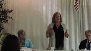 Mt P 912 hosts GOP SC Superintendent of Education Candidates (Pt1)