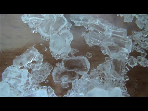 Preparation Of Ammonium Magnesium Sulphate
