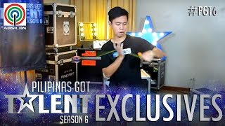 PGT 2018 Exclusives: Miggy Hizon's Yoyo Tricks