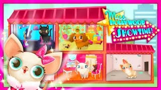 ♡ Miss Hollywood Showtime ♡ Pet House Makeover Amazing App For Kids