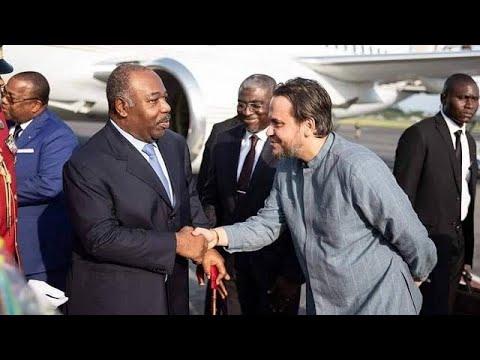 Ali Bongo de retour au bercail