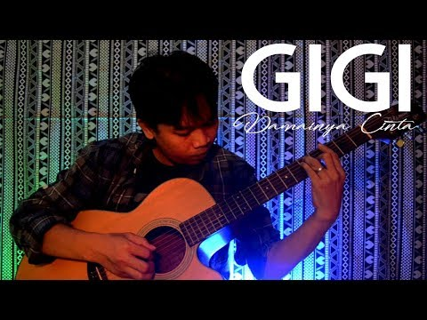 GIGI damainya cinta (Gitar Instrument)