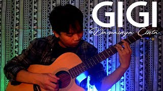 GIGI damainya cinta (Gitar Instrument)
