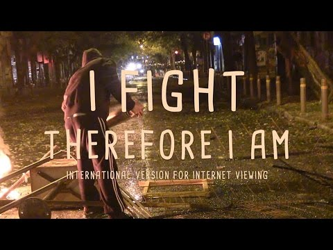 I fight therefore I am (international version for subtitles in several langages)