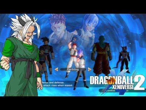 Dragon Ball Xenoverse 2 - Criando Zaiko