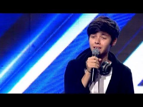 Кристиан Костов - X Factor (01.10.2015)