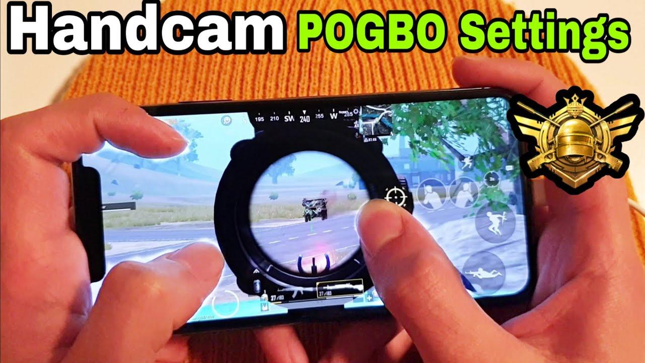 افضل اعدادات ببجي بدون جيروسكوب Best PUBG settings without Gyro
