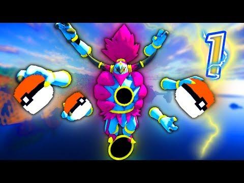 """Minecraft Pixelmon Lucky Block Island - """"HOOPA HYPE!!"""" - (Minecraft Pokemon Mod) Episode 1"""