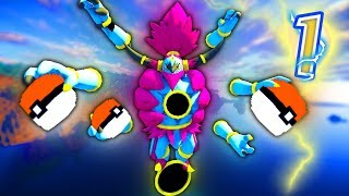 "Minecraft Pixelmon Lucky Block Island - ""HOOPA HYPE!!"" - (Minecraft Pokemon Mod) Episode 1"