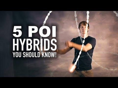5 Poi Hybrids You Should Know!