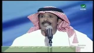 عبد الله بالخير يغني سلف ودين لي جورج ابدع في الموال