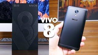 BLU Vivo 8 Review