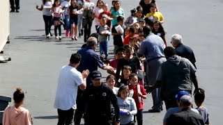 Authorities search for motive in San Bernardino elementary school shooting