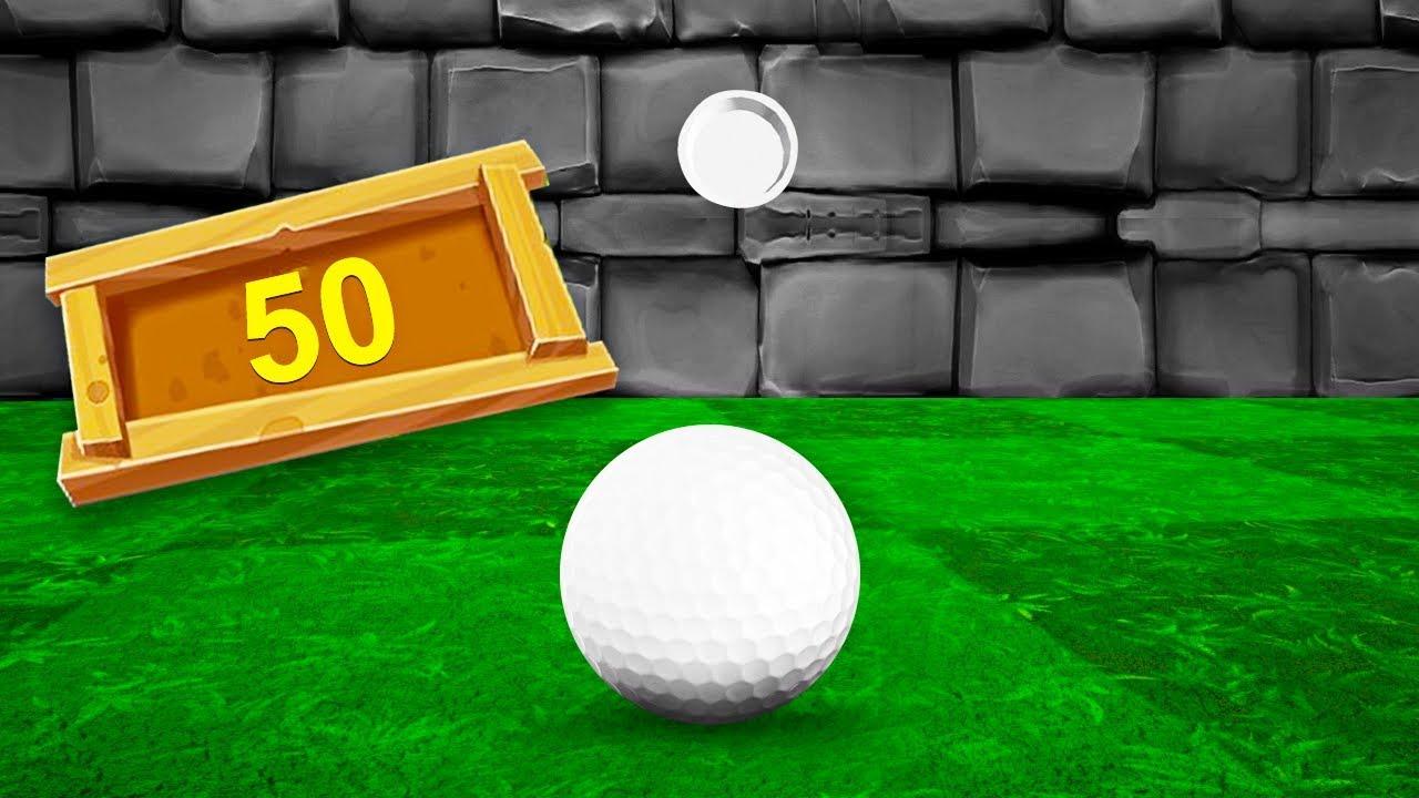 WORLD RECORD HARDEST LEVEL ATTEMPT! - Golf It