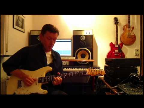 Sultans of Swing - Dire Straits - Solo Guitar Cover