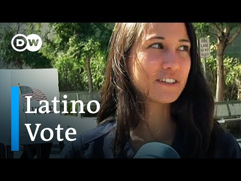 US midterm elections 2018: The latino vote | DW English Mp3