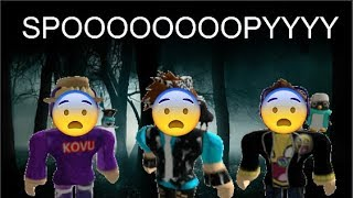 SPOOPY GAME IN ROBLOX | FIRST L.K.S VIDEO!