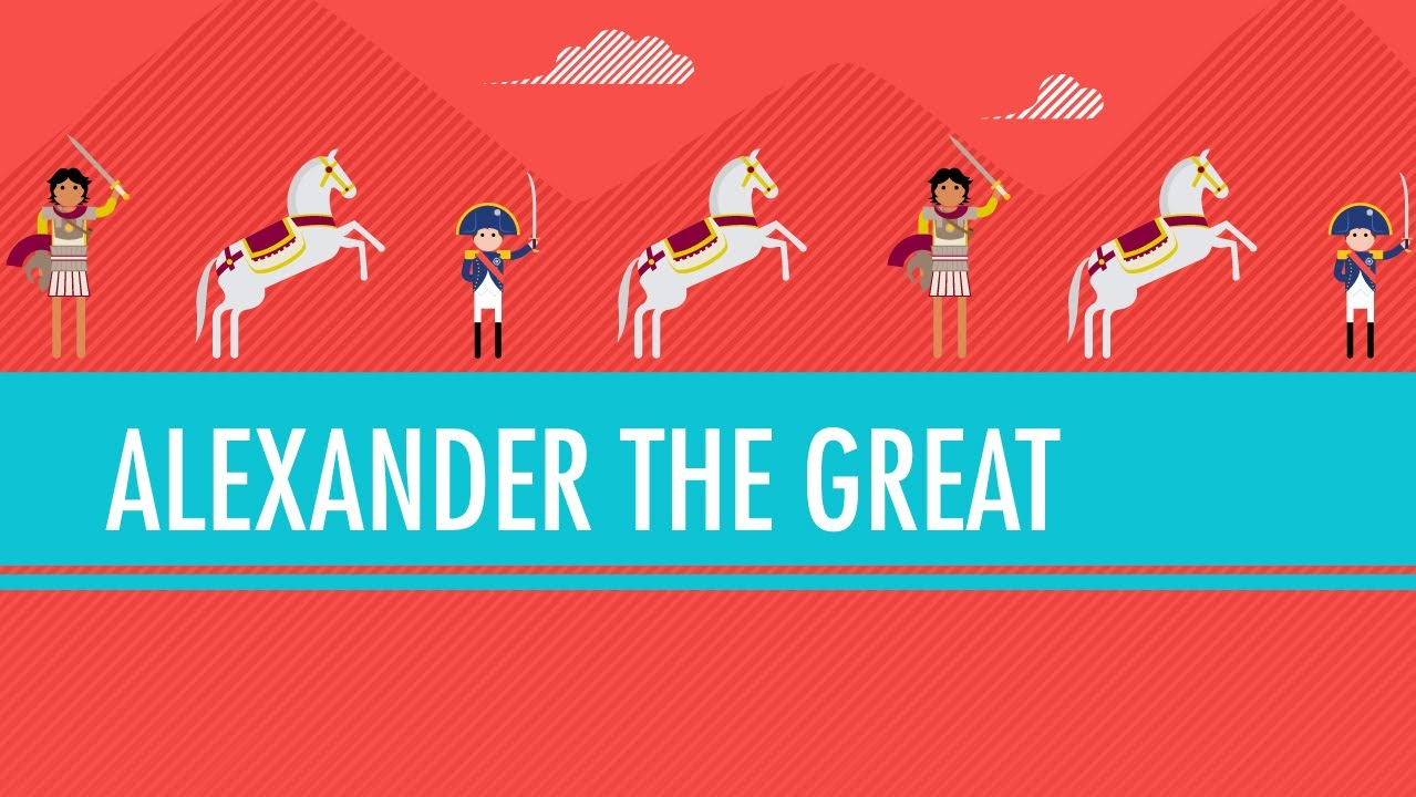 Alexander the Great and the Situation the Great Crash Course – Alexander the Great Worksheet