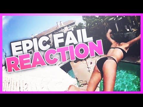 EPIC FAIL REACTION