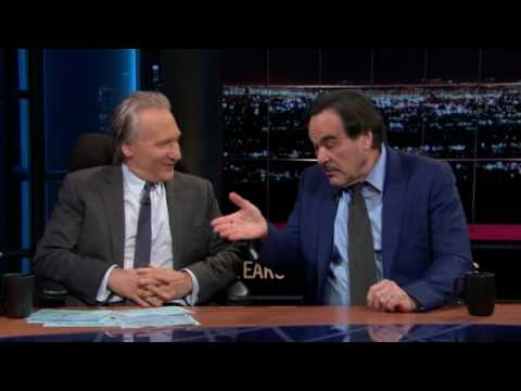Oliver Stone tries to enlighten Bill Maher-6/18/2010