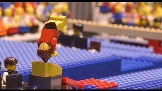 Brick by Brick: Women's Gymnastics: Team USA's Fab Five vault to gold