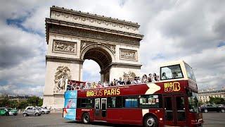 Keine Touristenbusse mehr in Paris