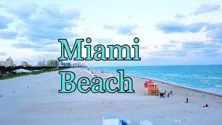 Miami Beach By Drone 2017