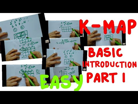 K-MAP introduction( part1)