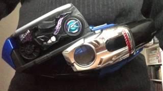 仮面ライダーチェイサー 変身!(魔進チェイサー・超魔進チェイサー)【DXブレイクガンナー ドライブサーガVer. 他】Kamen Rider Chaser Henshin thumbnail