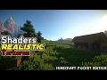 SHADERS TERKEREN MCPE REALISTIC SHADERS