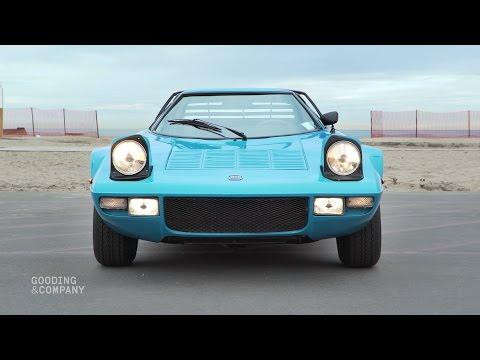 REVealed: 1975 Lancia Stratos HF Stradale