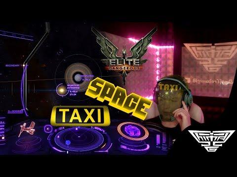 Space Taxi : Elite Dangerous (Quest to Reach Earth #1)
