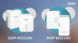 Como configurar o seu Repetidor Powerline da D-Link