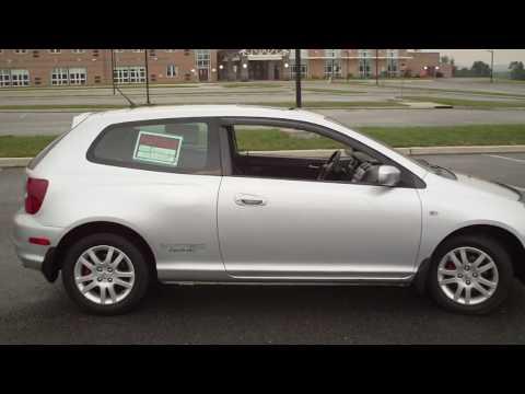 2002 Honda Civic SI FOR SALE! EXCELLENT SHAPE!!