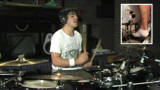 Cobus - Breaking Benjamin - Breath (Drum Cover)