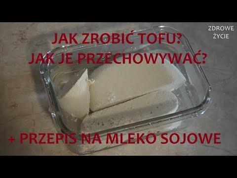 Jak Zrobić Tofu + Przepis Na Mleko Sojowe + Jak Przechowywać - ZG #46