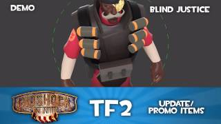 TF2 Update: TF2 Bioshock Promo Items, Let