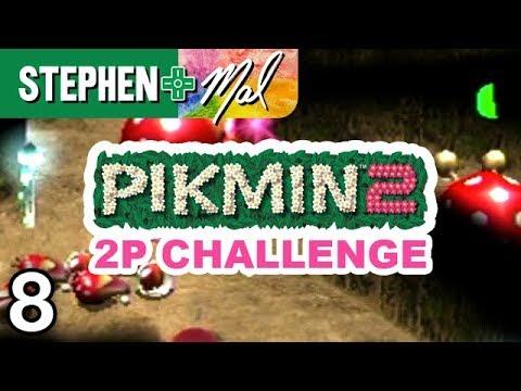 Pikmin 2 CHALLENGE MODE #8 -