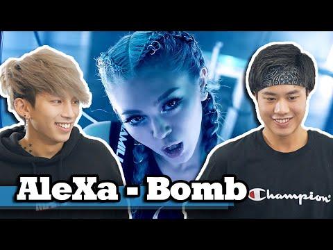 "AleXa (알렉사) – ""Bomb"" Official MV | KPOP REACTION | KuroShiro React"