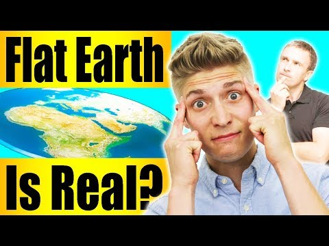 The Flat Earth Debate thumbnail