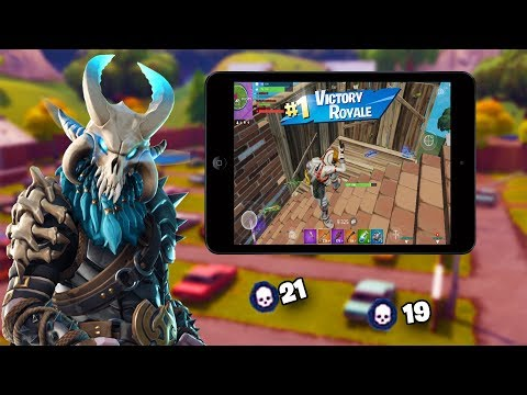 FAST FORTNITE MOBILE PLAYER // 225+ Wins// Join and Play with me!