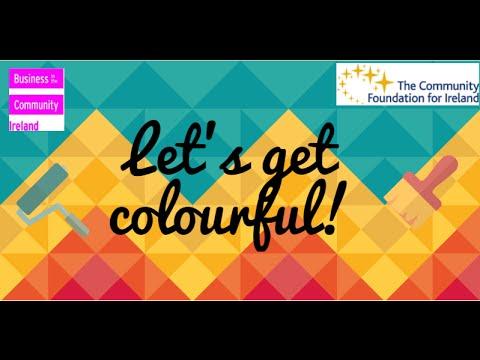 Dulex colour competition video  CFI and BITC
