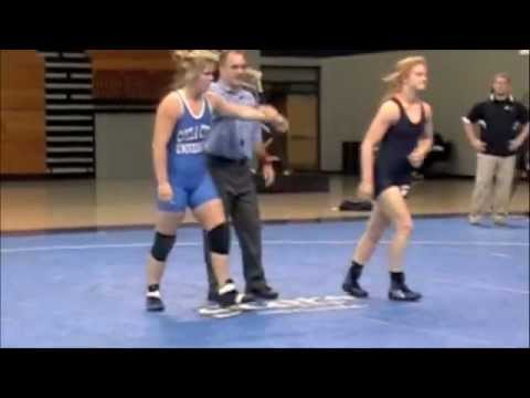OCU-King Women's Wrestling Highlights