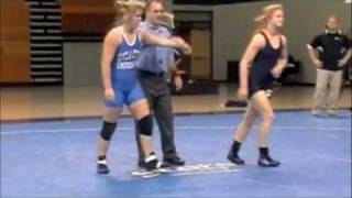 OCU-King Women's Wrestling Highlights