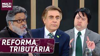 POLÊMICA! Congresso faz votação da REFORMA TRIBUTÁRIA!   Multi Tom   Humor Multishow