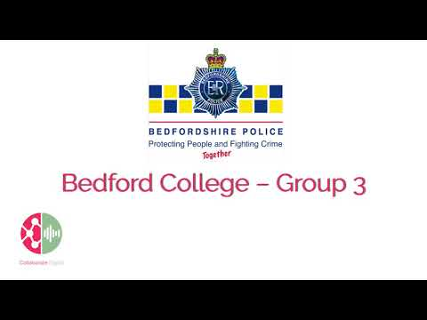 Bedford College | Award winning radio advert