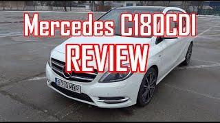 REVIEW Mercedes B180CDI www.buhnici.ro