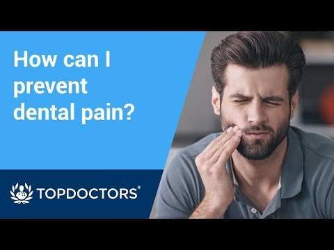 How can I prevent tooth pain?
