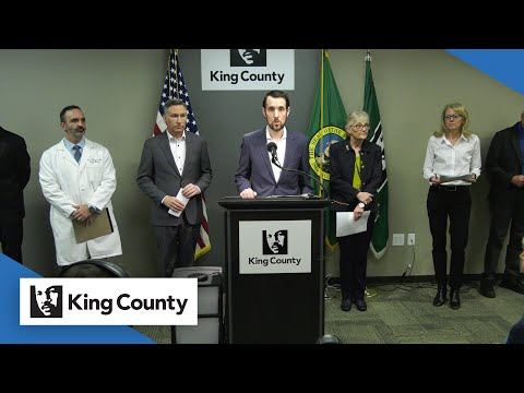 Public Health Seattle King County Update On COVID-19 Novel Coronavirus